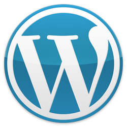 Αρχική -icon wordpress