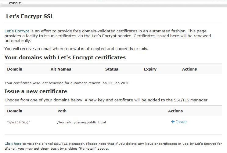 Free Ssl Free Ssl Certificates To Everyone From Topwebhost